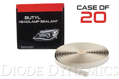 Butyl Headlamp Sealant Case of 20 Diode Dynamics