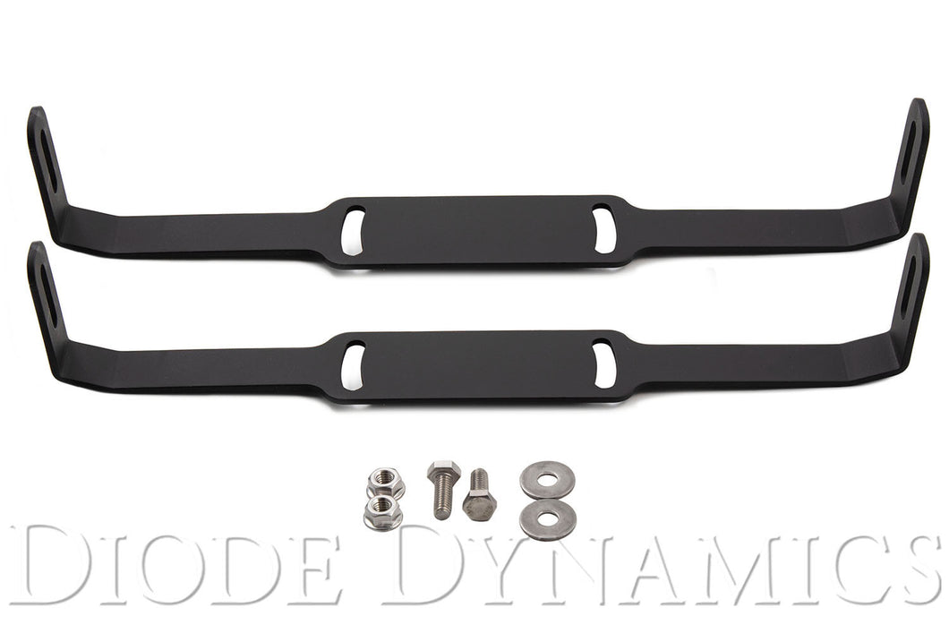 Stage Series 12 Inch U Bracket Pair Diode Dynamics