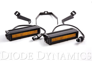 WRX 2015 SS6 LED Kit Amber Driving Diode Dynamics