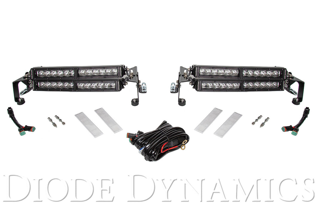 Motorsports Stage Series Kit 12 Inch Diode Dynamics