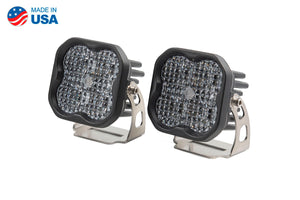 Worklight SS3 Sport White Flood Standard Pair Diode Dynamics
