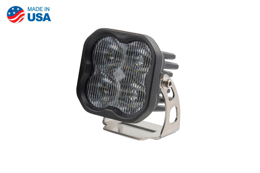 Worklight SS3 Sport White SAE Fog Standard Single Diode Dynamics