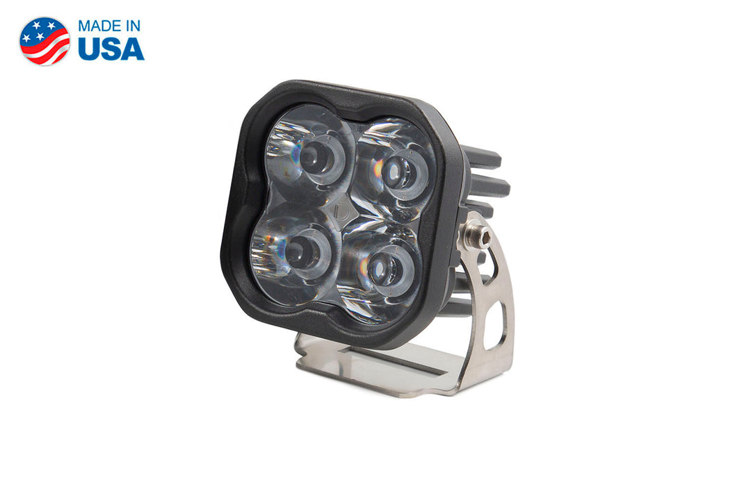 Worklight SS3 Pro White Spot Standard Single Diode Dynamics
