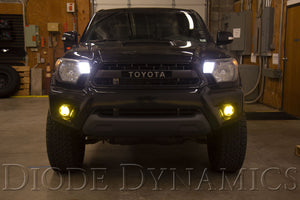 SS3 LED Fog Light Kit for 2014-2018 Toyota Highlander White SAE/DOT Driving Sport Diode Dynamics