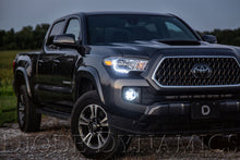 Load image into Gallery viewer, SS3 LED Fog Light Kit for 2016-2019 Toyota Tacoma Yellow SAE/DOT Fog Pro Diode Dynamics