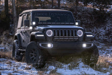 Load image into Gallery viewer, SS3 LED Fog Light Kit for 2018-2020 Jeep JL Wrangler Sahara/Rubicon Yellow SAE/DOT Fog Sport Diode Dynamics