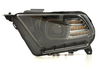 Ford Mustang (10-14): XB LED Headlights