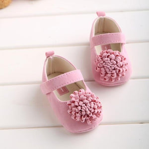 Colored Flower Shoes