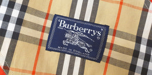 Vintage Burberry at ENDYMA