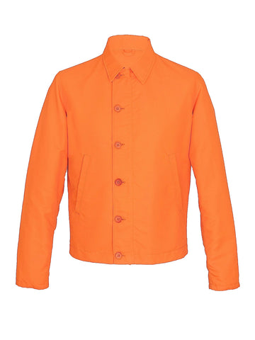1995 Safety Orange Double Nylon Twill Jacket