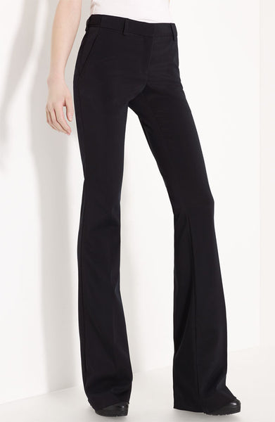 2011 Stretch Jersey Tailored Flare Trousers