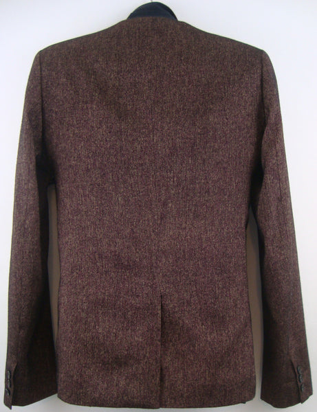 2008 Metallic Tweed Slim Evening Jacket