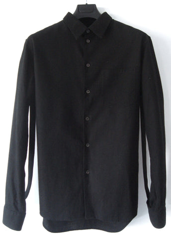 2003 Brushed Cotton Classic Shirt with Bondage Arm Straps