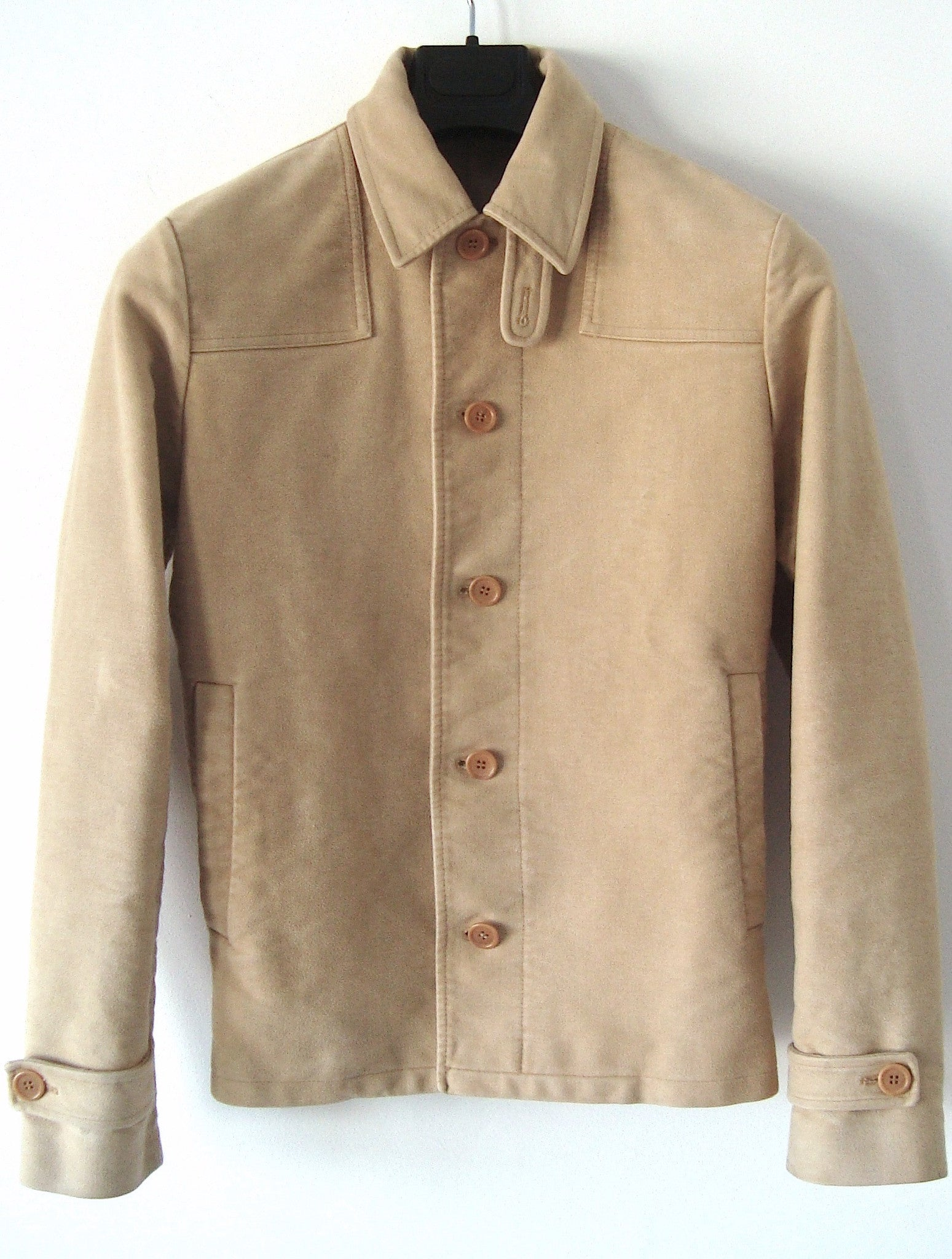 1996 Moleskin Cotton Donkey Jacket