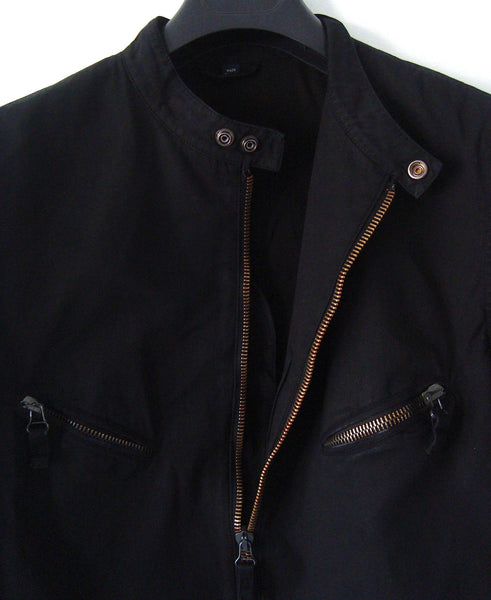 2004 Bondage Cafe Racer Jacket with Straps