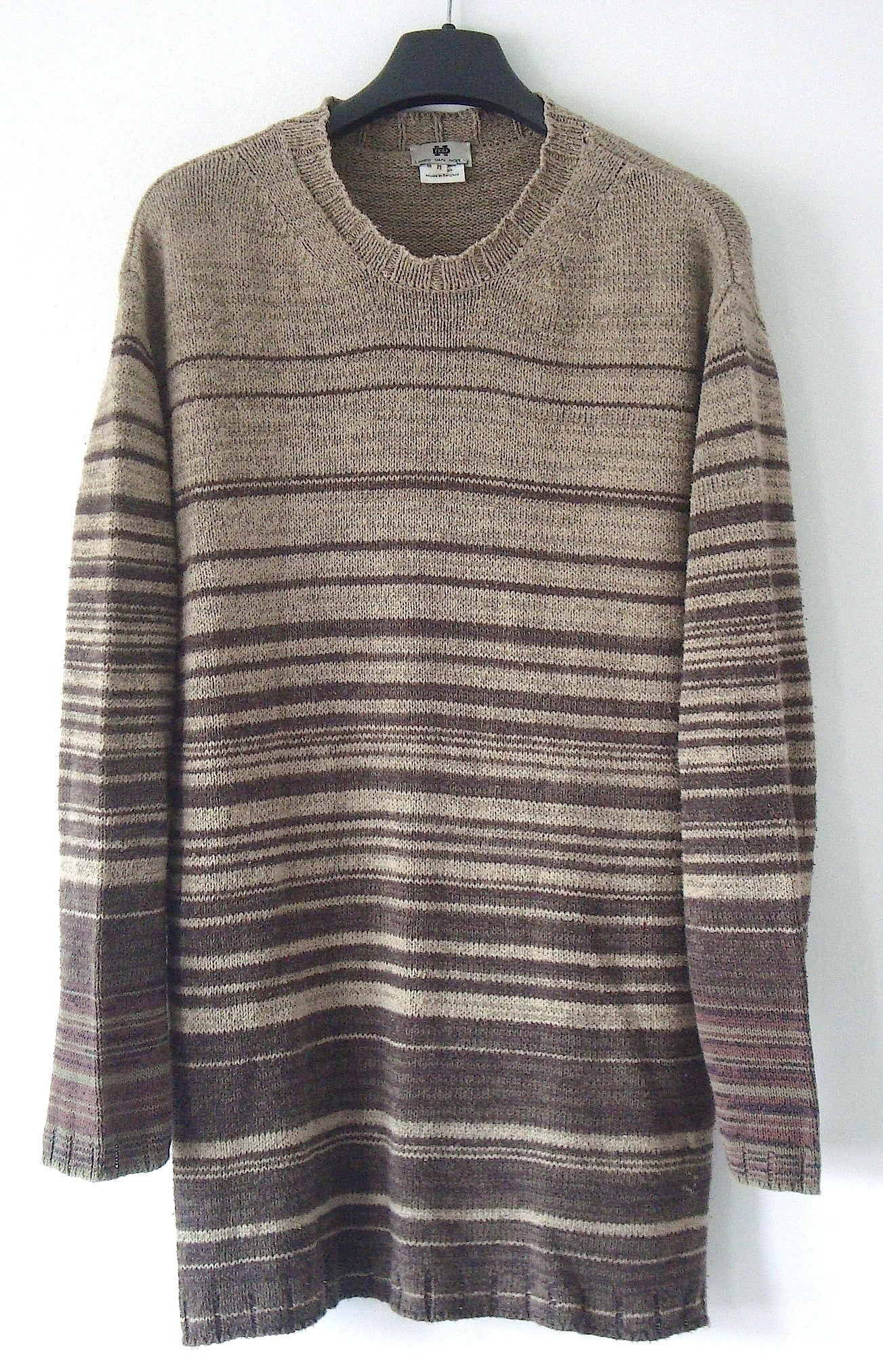 1998 Silk/Cotton Oversized Sweater