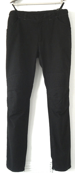 1999 Light Moleskin Cotton Biker Trousers