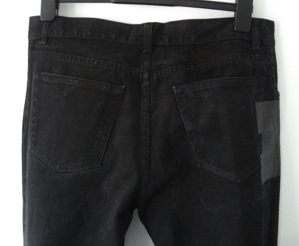 2003 Classic Jeans with Rubber Tape Applications