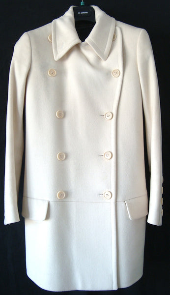 2002 Cashmere/Wool Double Breasted Coat