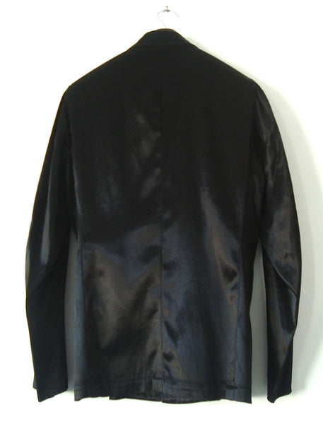 2002 Double-Faced Satin Parade Jacket