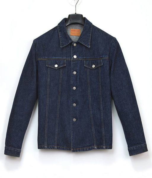 1997 Raw Denim Classic 2-Pocket Shirt Jacket