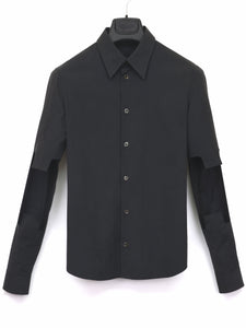 2004 Stretch Cotton Classic Shirt with Elbow Cut-Outs