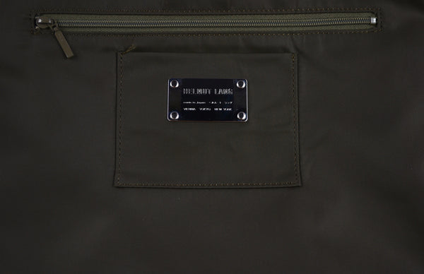1999 Asymmetrical Waist Pack with Leg Strap