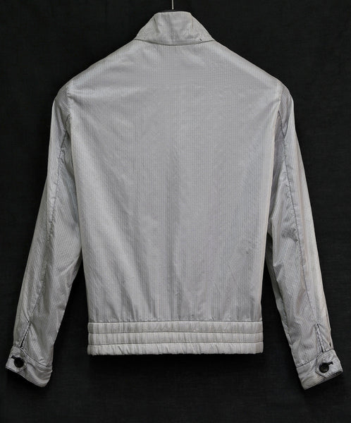 2005 Translucent Ripstop and Mesh Harrington Jacket