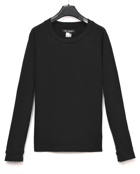1998 Loopback Jersey Slim Raglan Sweater