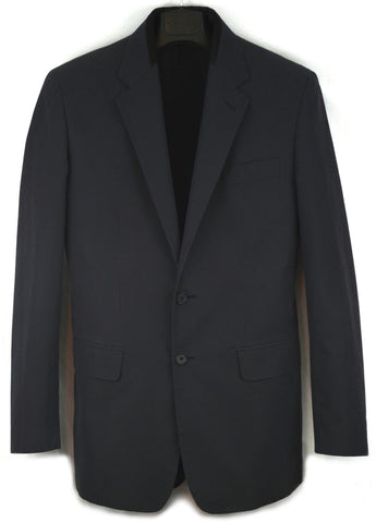 1997 Evening Jacket with Silk Collar Detail