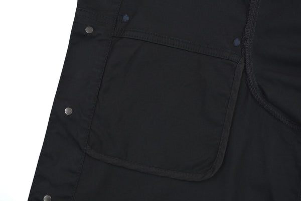 2003 Stretch Cotton Slim 1-Pocket Jacket with Asymmetric Pockets