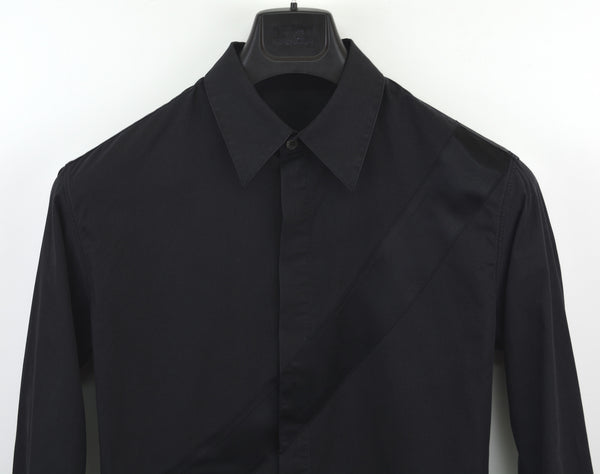1997 Evening Shirt with Silk Sash Application