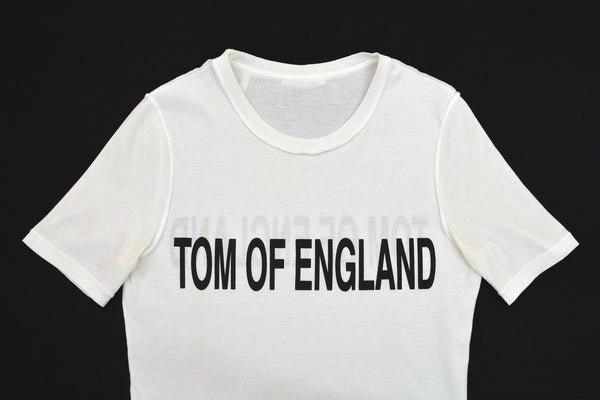 2004 Egyptian Cotton Reverse 'Tom of England' T-Shirt