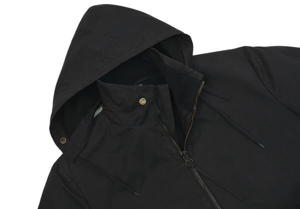 2004 Layered Bondage Parka with Extended Sides and Fleece Lining