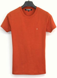 2009 Classic Slim T-Shirt with Embroidered Logo