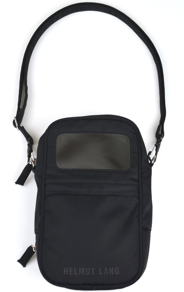 2000 Small Camera Bag with Transparent Plastic Detail