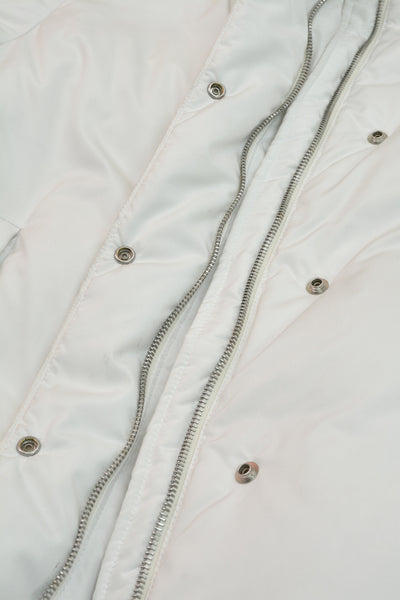 2003 Down-Filled Short Funnel Neck Jacket
