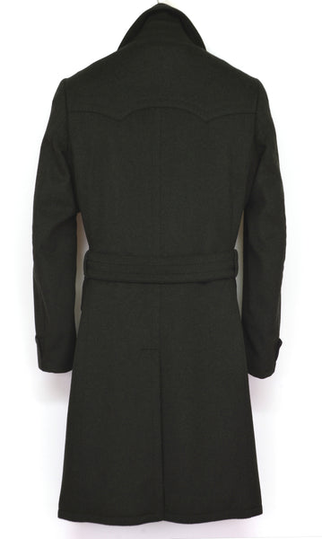 2004 Wool/Cashmere Tailored Great Coat