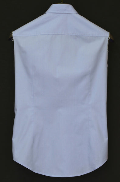 2000 Cotton Poplin Classic Sleeveless Shirt