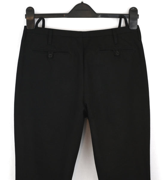 2002 Slim Workwear Trousers with Bondage Leg Straps