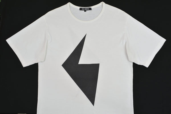 2005 Oversized T-Shirt with Lightning Print