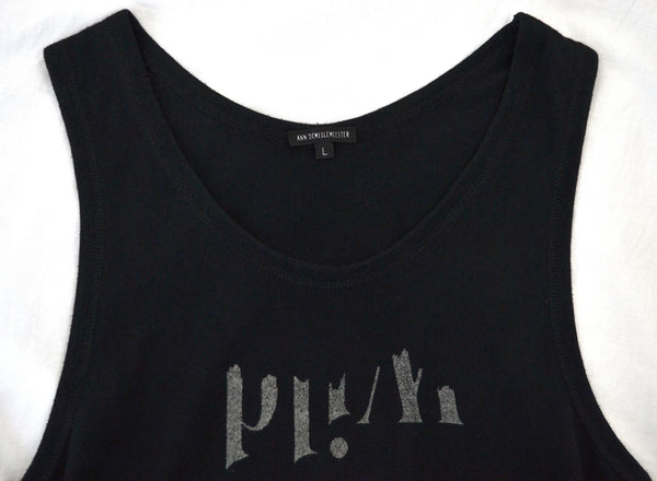 2007 'Wild 1' Elongated Tank Top