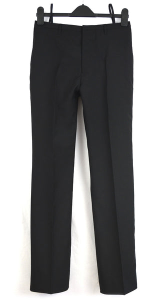 2001 Wool/Silk Sartorial Panelled Trousers