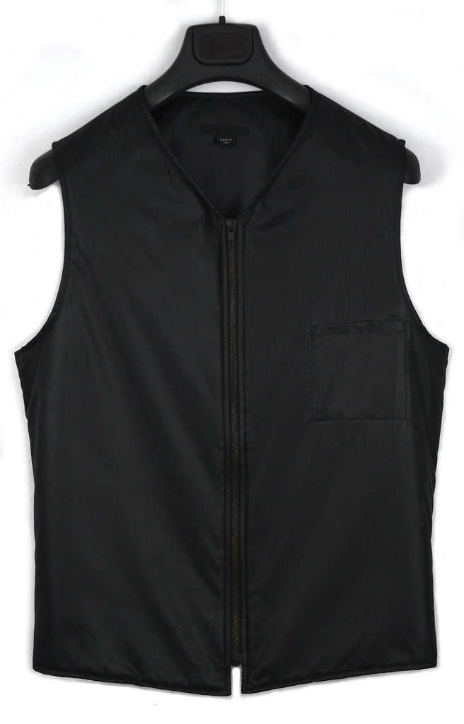 1997 Padded Coated Polyester Liner Vest