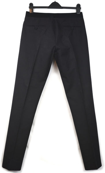 1997 Evening Trousers with Silk Waistband