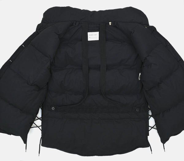 1999 Down-Filled Laced Deck Jacket with Bondage Straps and Modular Liner