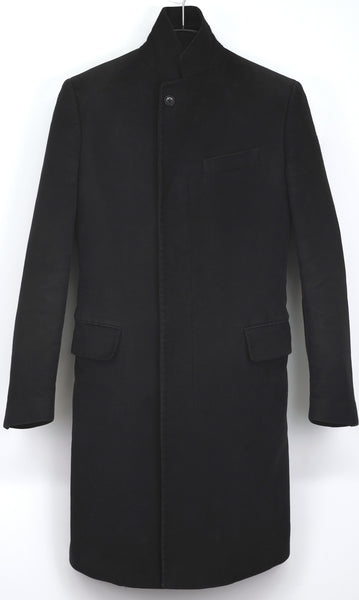 1999 Heavy Moleskin Cotton Chesterfield Coat