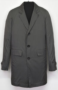 2009 Soft Lightweight Silk Duster Coat
