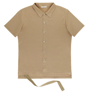 2001 Extrafine Jersey Shirt with Bondage Strap