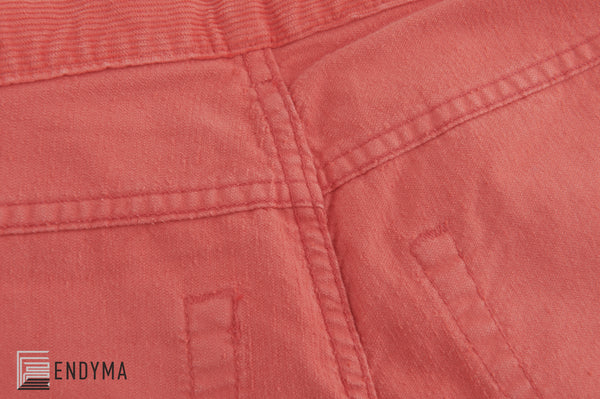2003 Vintage Coral Red Corduroy Classic Jeans
